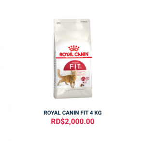 ROYAL CANIN FIT 4 KG