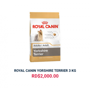 ROYAL CANIN YORSHIRE TERRIER 3 KG