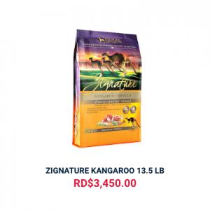 ZIGNATURE KANGAROO 13.5 LB